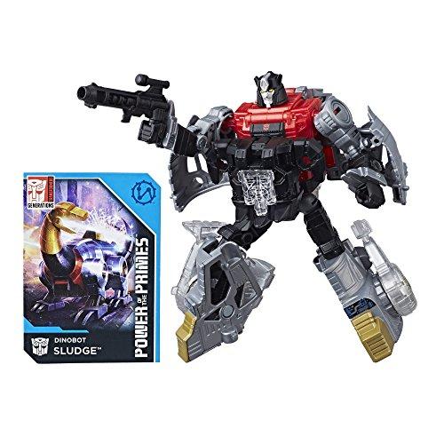 Hasbro Transformers: Generations Power of The Primes Deluxe Class Dinobot Sludge