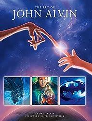 The Art of John Alvin by Andrea Alvin (2014-08-26)