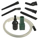 SET / PC Reinigungsset / Düsenset / Bürstenset - 8 teilig geeignet für Vorwerk Tiger VT 250, 251, VT250, VT251