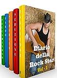 COFANETTO (5 Libri): Diario della Rock Star - Vol 1(La Collezione Completa)
