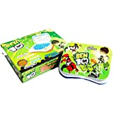 Rey N Ran Educational Learning Kids Laptop, Study Game Kids Mini Laptop English Learner Study Game Computer Notebook Toy (BEN-10)