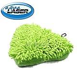 1 x Korallenbezüge grün für Dampfreiniger Aqua Laser Premium / Gold aus dem Hause Aqua Laser