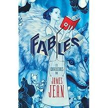 Fables, les couvertures par James Jean