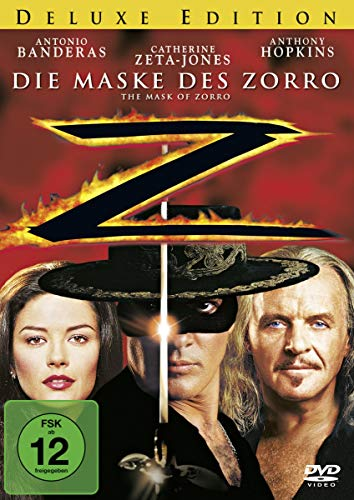 Die Maske des Zorro - Deluxe Edition