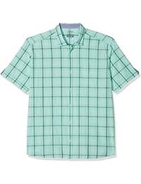 S.Oliver Big Size Camisa Casual Para Hombre