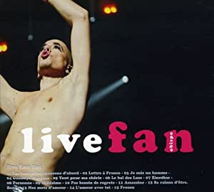 Studio Fan - Live Fan Digipack