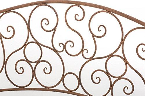CLP Gartenbank TUAN aus lackiertem Eisen