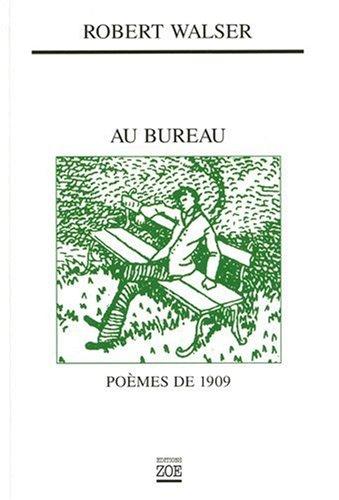 Au bureau - Poèmes de 1909