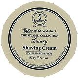 Taylor of Old Bond Street Crema da Rasatura Fragranza St. James Collection - 1 pz
