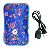 #7: Generic Electric Heat Bag Hot Gel Bottle Pouch Massager Rectangle Shaped (Assorted Design & Color)