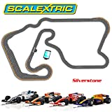 Scalextric SL11 2018 - Set Digital para Coche ARC Pro Silverstone 4, diseño de JadlamRacing