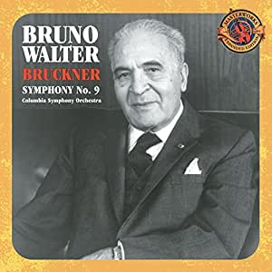 Bruckner symphony no 9 walter bruno columbia so amazon for Bruno fournitures bureau