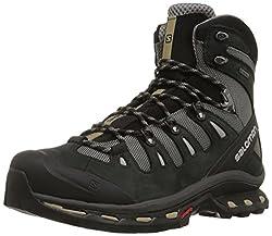 Salomon Men's Quest 4d 2 Gtx Walking & Hiking Boots, Greydetroitblacknavajo, 10.5 Uk (45 13 Eu)