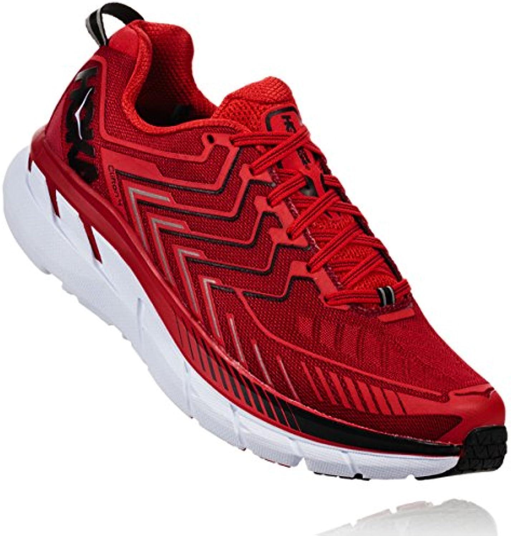 Hoka One Zapatillas de Running de Tela Para Hombre Rojo Red High Risk Red