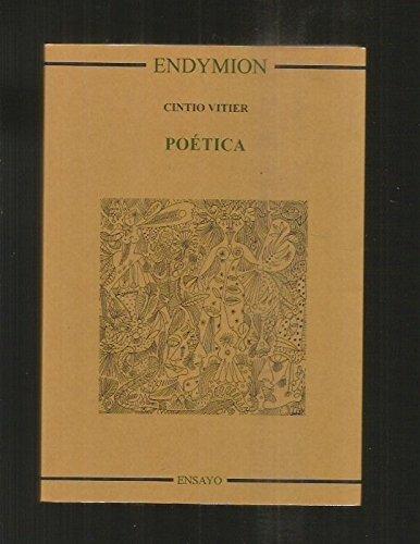 Poética (Ensayos) por Cintio Vitier