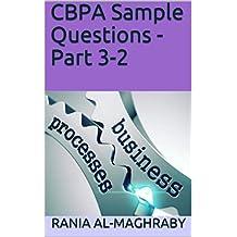 CBPA Sample Questions - Part 3-2