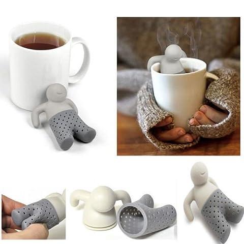 Sachet de thé 1pcs M. Tea Infuser Loose Leaf Passoire