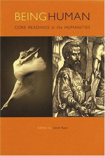 Being Human: Core Reading in the Humanities: Core Readings in the Humanities