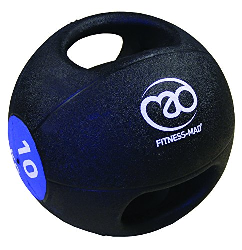 Yoga mad Double Grip Medicine Ball 6 Kg