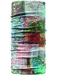 original buff original buff® itinerary - original buff para unisex, color multicolor,  adulto