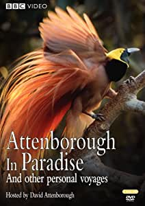 Attenborough in Paradise & Other Personal Voyages [DVD] [1996] [Region 1] [US Import] [NTSC]