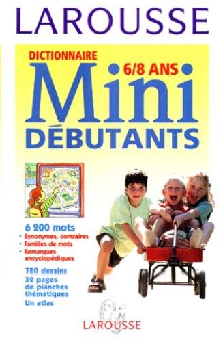 Dictionnaire mini débutants