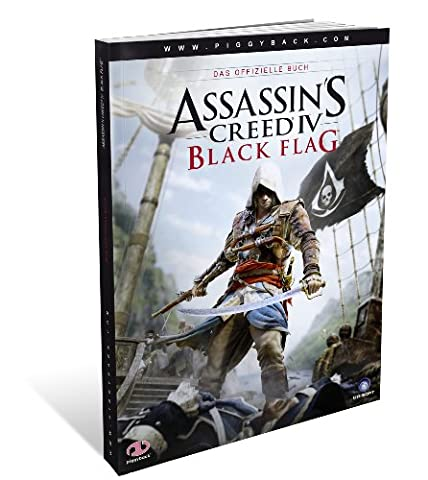 Assassins Creed 4 - Black Flag - Das offizielle Buch