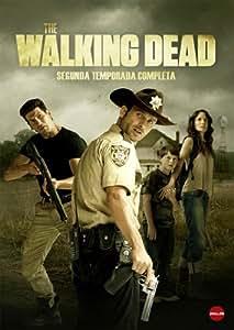 The Walking Dead - Temporada 2 [Import espagnol]