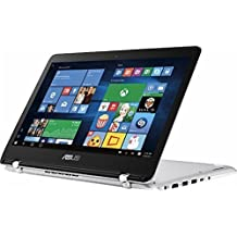 ASUS 13.3-inch Premium Flagship Full HD Touchscreen 2-in-1 Laptop PC, Intel Core I5 Up To 3.1GHz, 6GB RAM, 1TB HDD, Backlit Keyboard, WiFi, USB 3.0, Bluetooth 4.0, Windows 10 Home