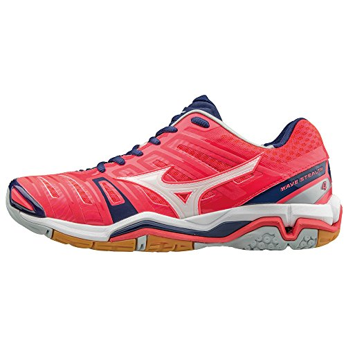 Mizuno Wave Stealth 4 Handballschuh Damen 5.0 UK - 38.0 EU