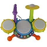 eonkoo Kids Drum Set Educational Electric Toys Make Learning Fun Inspire Imagination and Encourage Creativity