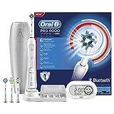 Oral-B White 6000 CrossAction Smart Series wiederaufladbare elektrische Zahnbürste