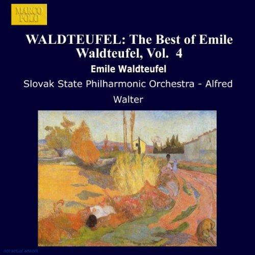 Preisvergleich Produktbild The Best of Emile Waldteufel,  Vol.4