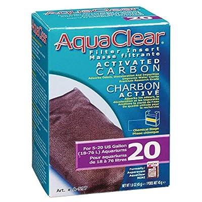 Hagen AquaClear Filter Insert Activated Carbon MINI/20