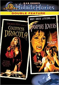 Countess Dracula [1971] / The Vampire Lovers [1970] (Double Feature) [US Import] [DVD] [Region 1] [NTSC]