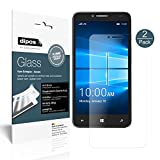 dipos I 2x Screen Protector matte for Alcatel Idol 4 Pro