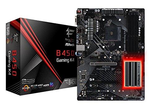 ASRock Fatal1ty B450 Gaming K4 - Placa de Base