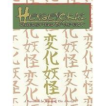 Hengeyokai: Shapeshifters of the East (Werewolf, the Apocalypse)