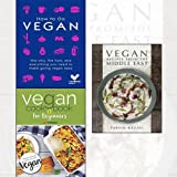 vegan recipes from the middle east, how to go vegan, vegan cookbook for beginners [paperback] 3 books collection set - the why, the how, and everything you need to make going vegan easy