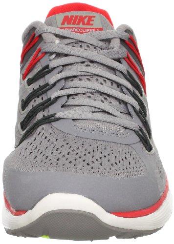 Nike Lunareclipse +3, Baskets Basses Homme gris - Gris
