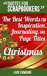 Quotes for Scrapbookers: Christmas