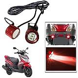 #6: Vheelocityin Metal Body Bright Flasher Bike / Motorcycle Mini Flasher LED Light For Yamaha Ray Z