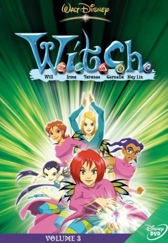 I/c Serie (W.I.T.C.H. - Volume 3)