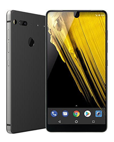 Essential Phone Halo Gray – 128 GB Telefono in titanio e ceramica sbloccato