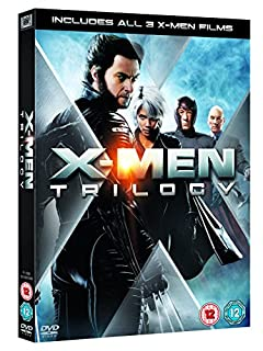 The X-Men Trilogy [DVD] (B001MI9U8W) | Amazon price tracker / tracking, Amazon price history charts, Amazon price watches, Amazon price drop alerts