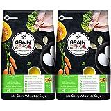 Grain Zero Adult Dry Dog Food, 1.5 kg (BUY1 GET 1 Free)