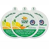 Citrus Magic 3-Pack SSD Lufterfrischer, 8-ounce 8 oz, Pack of 3