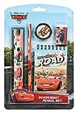 Undercover CAGR0210 - Schreibset, Disney Pixar Cars, 5-teilig
