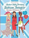 Sticker Dolly Dressing Fashion Designer London