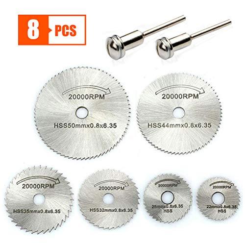 Mini hojas sierra circular - Accesorios kit disco